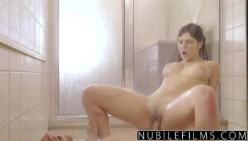 MILF Stepmum Interrupts Our First Fuck Session